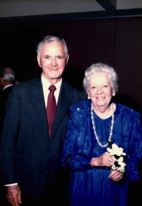 George and Fay Young believed strongly in giving back to the community.